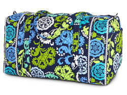 Where's Mickey? Duffel Bag Vera Bradley