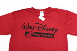 Walt Disney Imagineering Tシャツ M